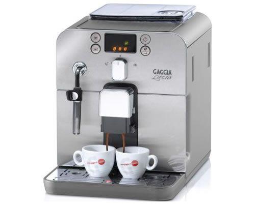 Gaggia Brera kávéfőző kávégép
