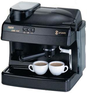 Saeco Via Veneto Combi de Luxe kávéfőző kávégép
