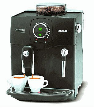 Saeco Incanto Rondo kávéfőző szuperautomata