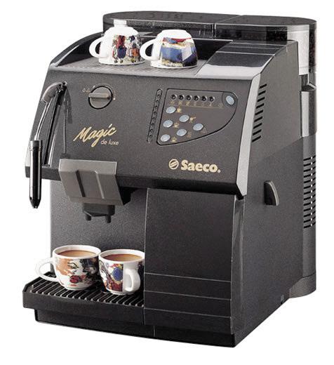 Saeco Magic De Luxe kávéfőző szuperautomata