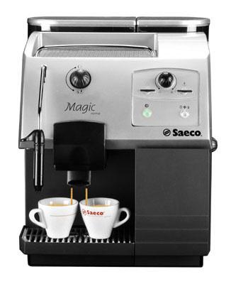 Saeco Magic Roma kávéfőző szuperautomata