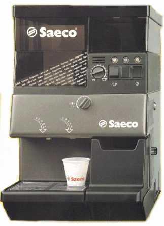 Saeco Superautomatica kávéfőző szuperautomaták