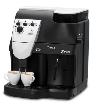Spidem Villa kávéfőző kávégép